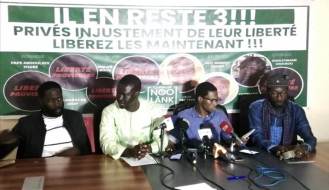 Arrestation du coordonnateur de ''Sénégal va mal'' : Nio Lank qualifie Macky Sall de «tyrannosaure »