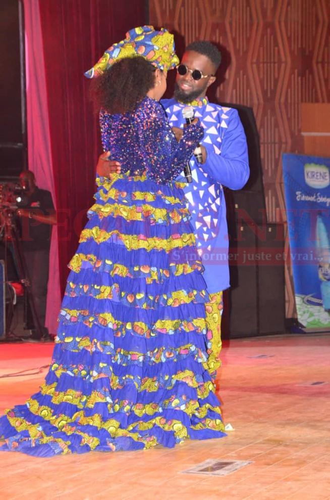 GRAND THÉATRE: Voici comment le couple Maabo, Abdoul et Mia Guissé ont charmé le public