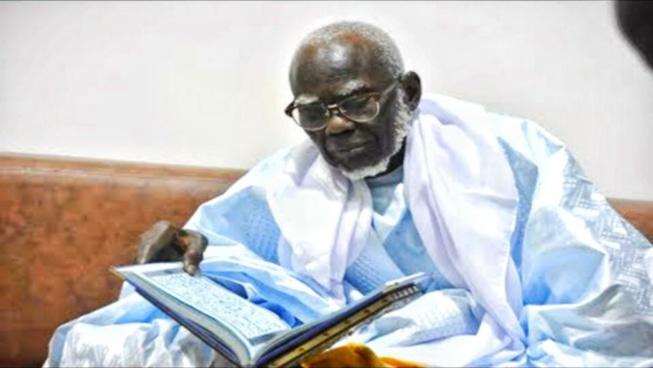 Porokhane: Serigne Mountakha Mbacké a reçu Dr. Babacar Diop
