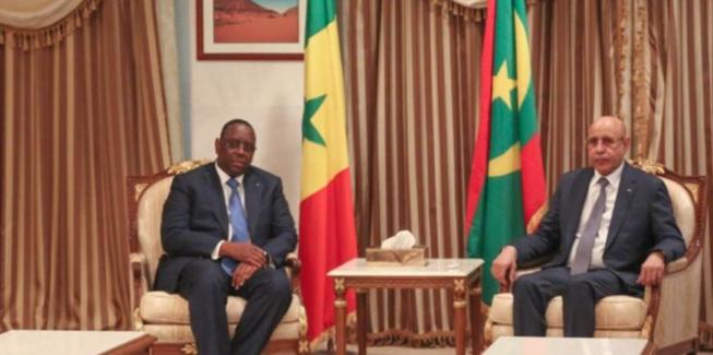 Photos : Quelques images de la visite du Président Macky Sall en Mauritanie