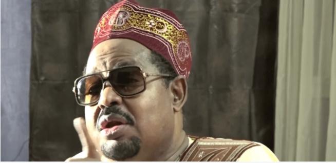 Ahmed Khalifa Niasse baptise son fils du nom de Cheikh Ahmadou Bamba Mbacké (Vidéo) !