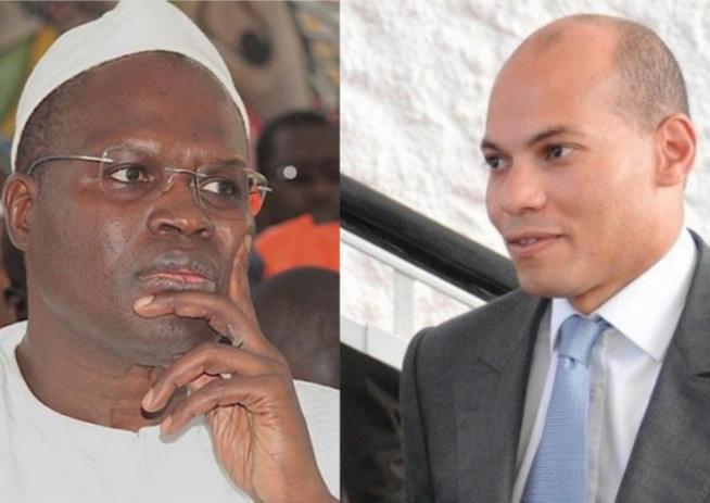 """Dialogue national: La liberté de candidature évoquée pour """"sauver"""" Khalifa Sall et Karim Wade"""