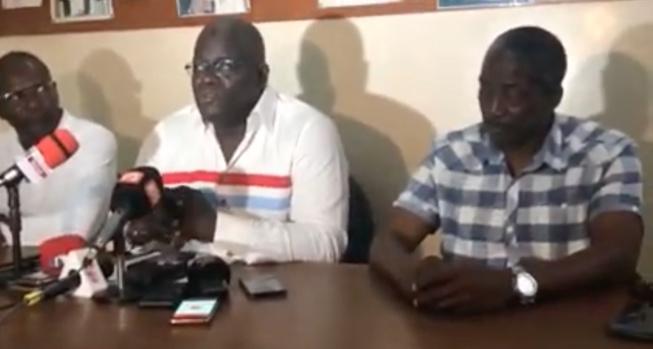 Point de presse de la fédération sénégalaise de karaté pour la préparation de la grande nuit du...