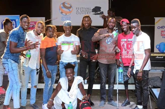 PHOTOS: FESTIVAL DU SAHEL, stylée et fashion,la lionne de la musique, TITI rougit encore de talent à Tamba