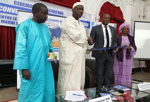 Convention de partenariat: Le Port de Dakar et la Chambre de Commerce signent