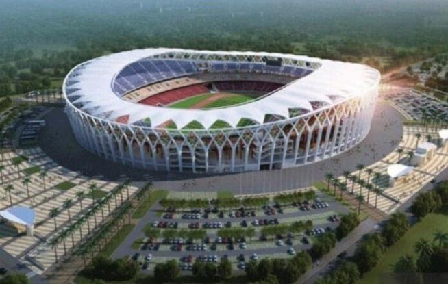 Stade olympique de Diamniadio: le Président Macky Sall pose la première, ce jeudi