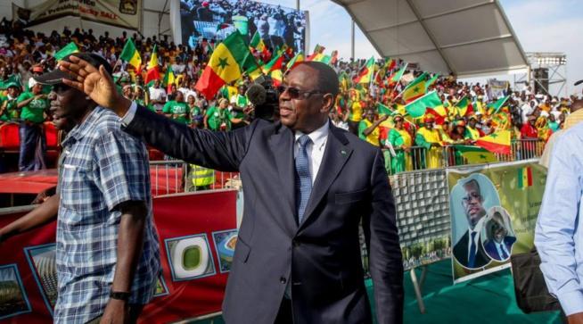 VIDEO- Macky SALL: « J'ai eu l'ambition de construire ce stade au lendemain du match Sénégal vs Pologne »