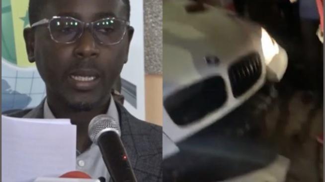 Urgent-Accident avec sa voiture : Pape Alé Niang arrêté et gardé à vue pour conduite en état d'ivresse.