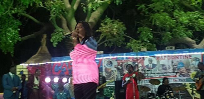 DIRECT KAFOUTINE: Titi une lionne imbattable dans son style de faire du show au carnaval du sud.