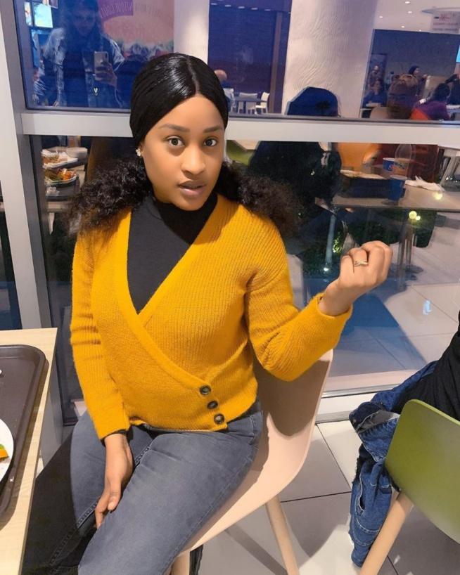 Photos – Esther Ndiaye alias Racky, une beauté étincelante «MDHM»