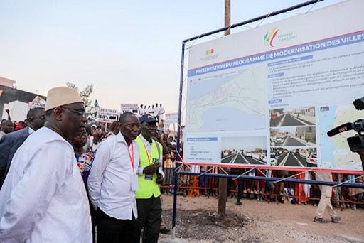 Promovilles va réaliser 16 km de routes à Mbour