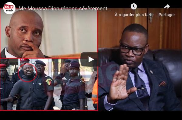 """Me Moussa Diop descend Barthélémy Dias: """"il est mal placé pour parler de religion"""""""