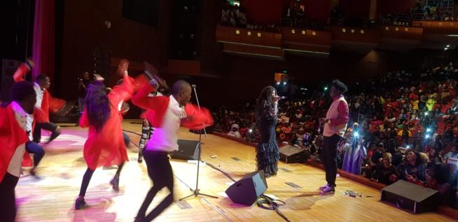 Duo de feu entre Waly Seck, Tarba Mbaye et Mbaye Dieye Faye au Grand Theatre, un spectacle époustouflante et inédit