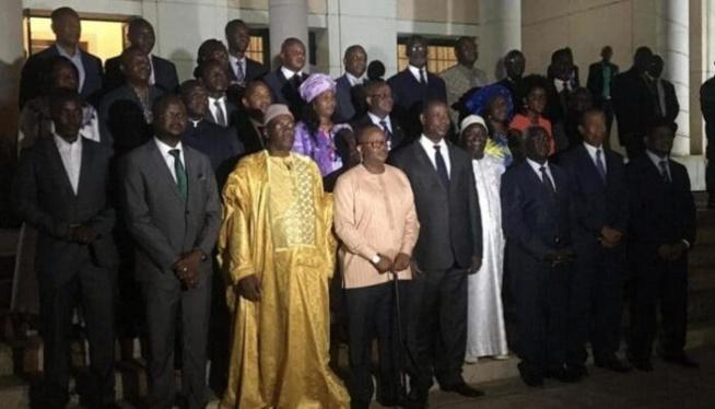Bissau: le gouvernement du Premier ministre nommé par Sissoco Embalo investi
