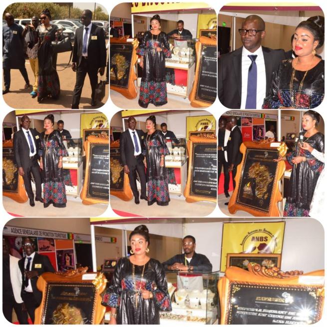 SIAD 2020: L' association nationale des bijoutiers du Sénégal ANBS offre de préstigieuses tableaux au président Macky Sall