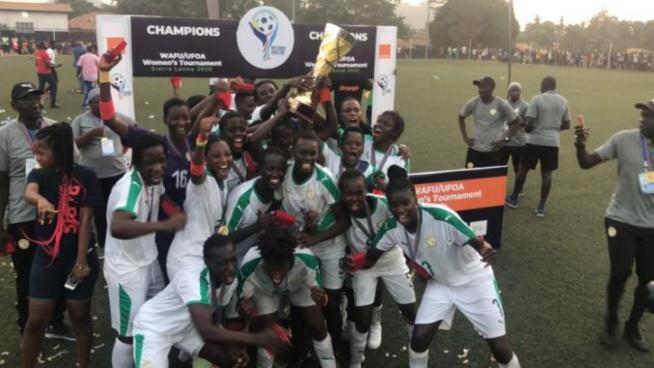 Le Sénégal bat le Mali (3-0) et remporte le tournoi UFOA A Dames