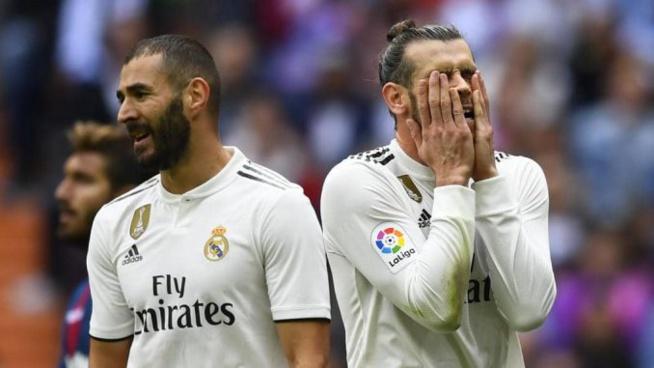 Coup dur pour le Real Madrid avant le choc contre City