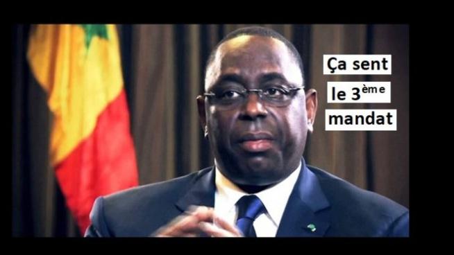 Troisième mandat pour Macky Sall…Le piège de l'article 27