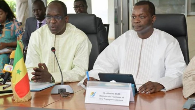 Urgent : Le Sénégal suspend tous les vols en provenance de France, Espagne, Italie, Belgique…