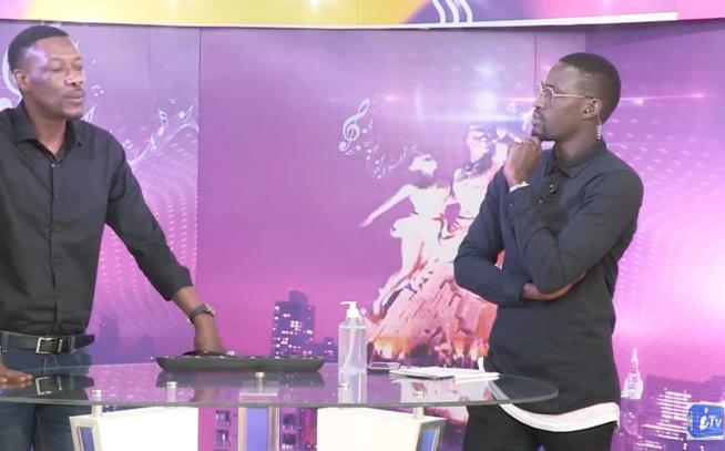 """Tange Tandian fait des révélations sur le plateau de """"SAMA SENEGAL"""" avec Dj Padros sur ITV"""