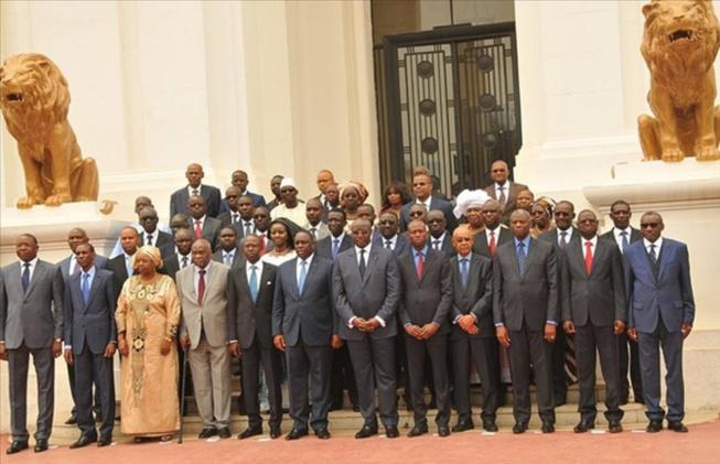 Conseil des ministres: Samba Ndiobène Kâ, Mansour Faye, Moussa Baldé et Abdou Karim Sall retrouvent leurs camarades