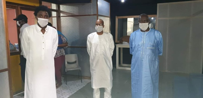 COVID-19: Le PDG de la 2STV El Hadj Ndiaye lance un appel aux marabouts que c'est maintenant l'heure de prier pour chasser la pandémie.