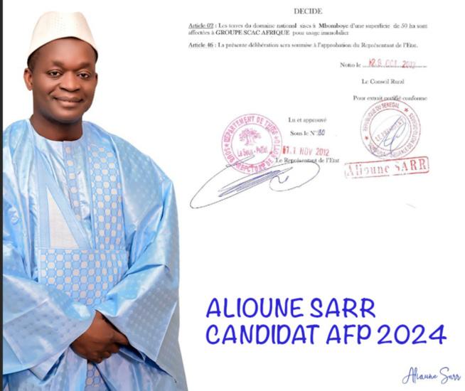 #Covid19 - Alioune Sarr invite les Sénégalais vivant dans des pays touchés, à rester sur place