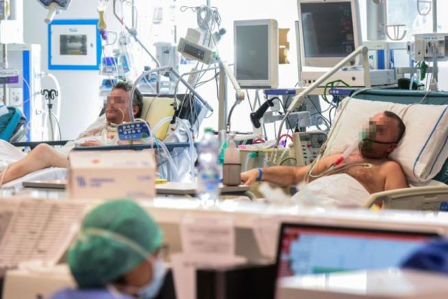 Coronavirus en Italie- 651 morts en un jour: Bilan total de près de 5 500 décès