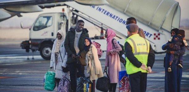 Ouf de soulagement pour les 43 Sénégalais bloqués à New York