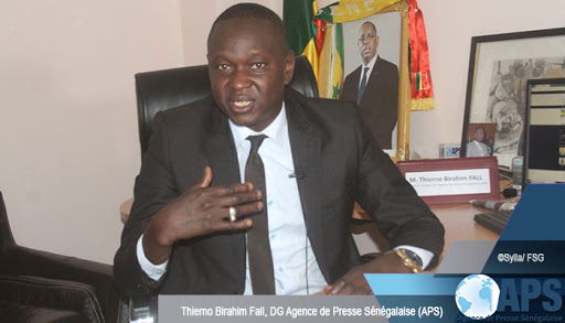Thierno Birahim Fall, DG de l'Aps libéré