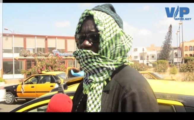 VIDÉO: COVID-19 la galére des taximans de Dakar en cette période de confinement.
