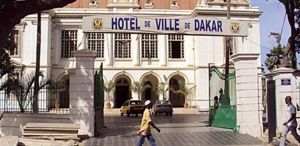 Mairie de Dakar: Un cas positif au Covid-19 signalé, plusieurs agents en observation