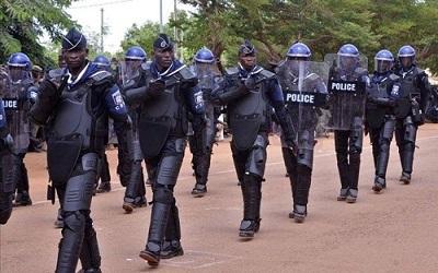 COUVRE-FEU: COMMUNIQUE DE PRESSE DE LA POLICE NATIONALE