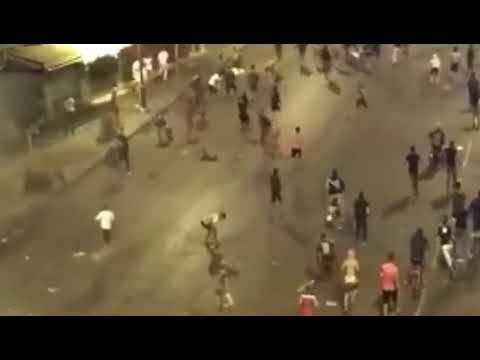 Couvre feu à Dakar – Des jeunes défient les forces de l'ordre: Indiscipline ou ignorance?