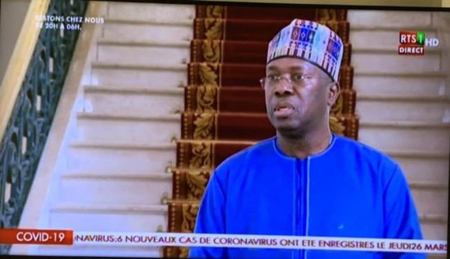 Souleymane Ndéné Ndiaye après sa rencontre avec Macky Sall : «Maintenant c'est à nous, Sénégalais, de prendre nos responsabilités»