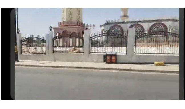 Situation exceptionnelle à Touba: La grande mosquée vide comme jamais…regardez !