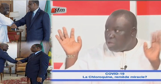 Vidéo – Audience au Palais – Birima Ndiaye hausse le ton et avertit Macky: « Défal attention ndakh… »