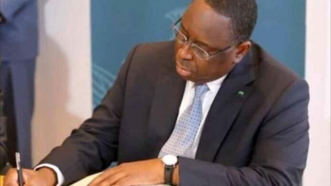 Etat d'urgence :Ce que dit le texte soumis par Macky Sall à l'Assemblée (Documents)