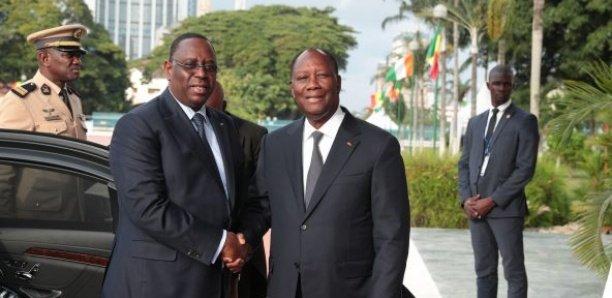 Politique Lutte contre le Covid-19 : Le coup de fil de Ouattara à Macky(détails)