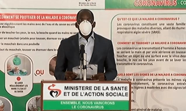 Dernière Minute – Covid-19 : Le Sénégal enregistre 15 nouveaux cas ce mercredi 1er avril et totalise 190 cas déclarés positifs