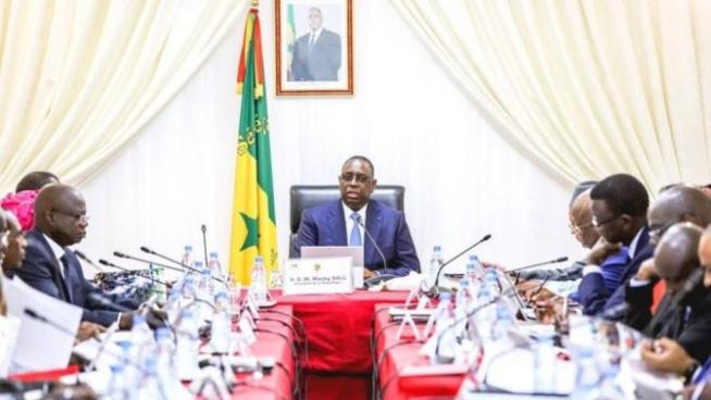 Covid 19 : Innovation de taille au conseil des ministres