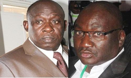 Fonds Force Covid-19: Ndiaye et Tandian, figures du basket sénégalais, dunkent à contrario