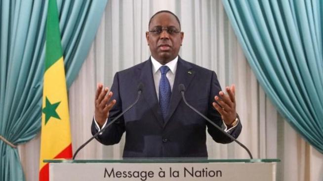 Message à la Nation-Macky Sall annonce une mauvaise nouvelle pour l'économie du pays