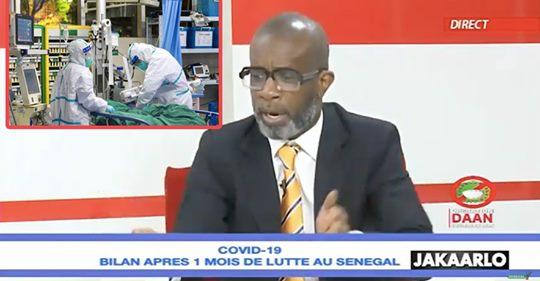 Vidéo – Polémique sur les tests de vaccins en Afrique : Abdoulaye Diouf Sarr clôt le débat !