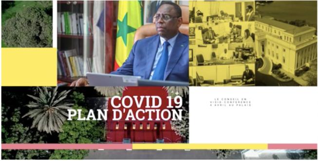 Vidéo : Les temps forts de la semaine mouvementée du Président Macky Sall