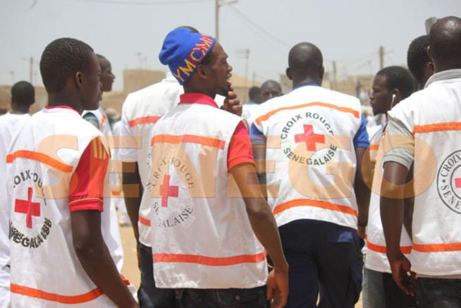 Coronavirus : 1175 volontaires de la croix Rouge engagés dans la riposte au Covid-19 (communiqué)