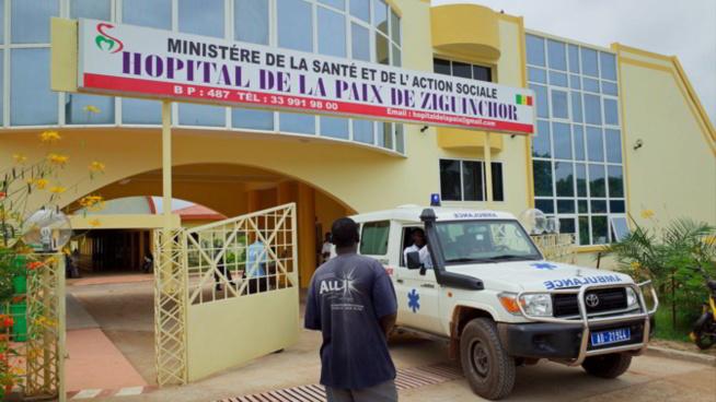 Coronavirus: Interrogations autour d'une Bissau-guinéenne en quarantaine à l'hôpital de Ziguinchor