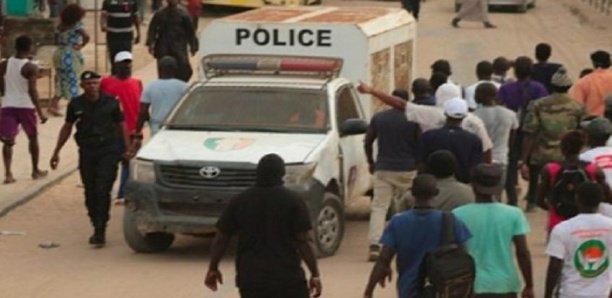 Touba: 11 véhicules «Allô-Dakar» interceptés, leurs chauffeurs en garde-à-vue