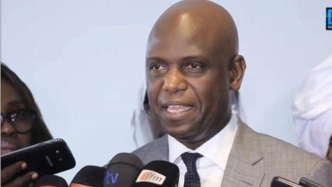 Covid 19 – Appel d'offre: deux marchés jugés « discriminatoires » au ministère de, Mansour Faye