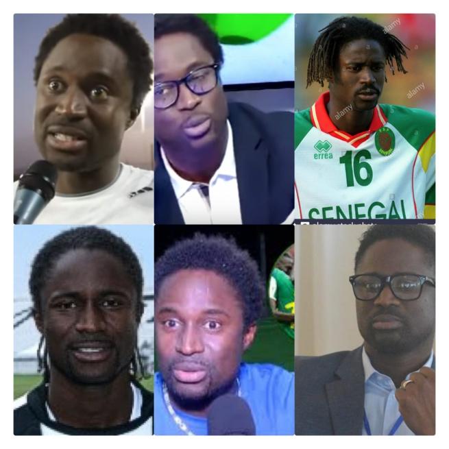 NECROLOGIE: L'international Sénégalais Alassane Ndour en deuil.